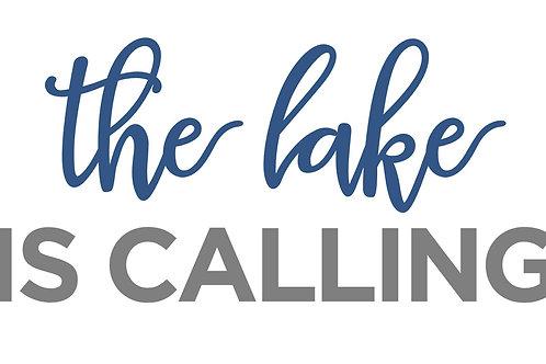Lake is Calling