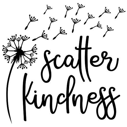 Scatter Kindness PE