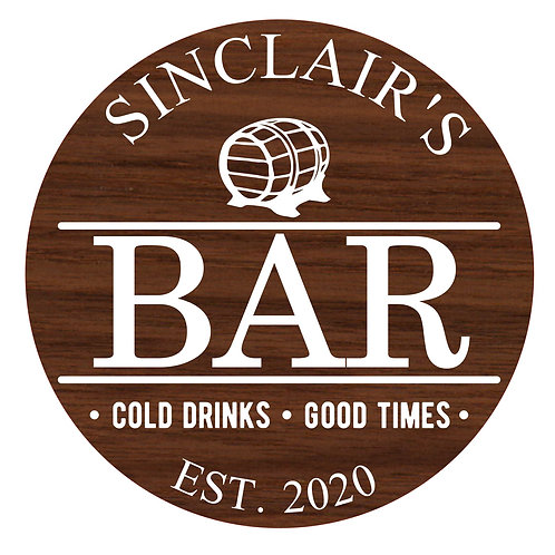 Personalized Bar