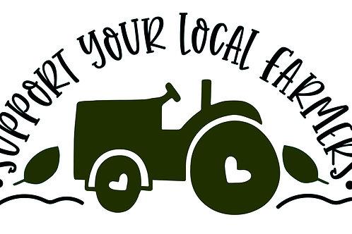 Support Farmers Custom Take Home Kit