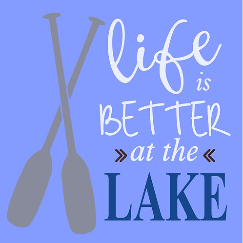 Life is Better at the Lake 4/24/19