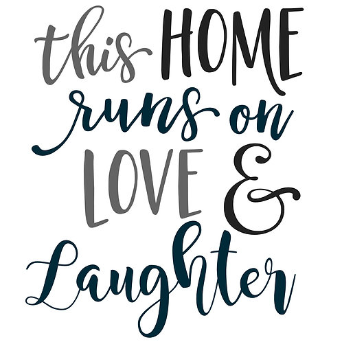 This Home Runs on Love