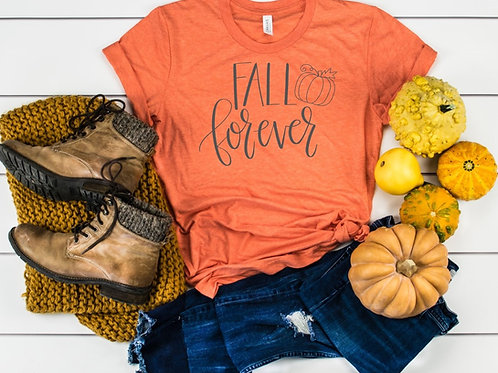 Fall Forever Tee