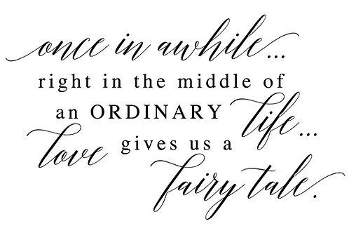 Fairy Tale Single