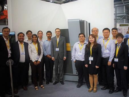 Transforma Robotics @ BuildTech Asia 2018