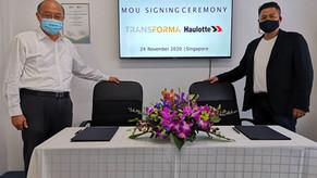 Transforma x Haulotte Partnership