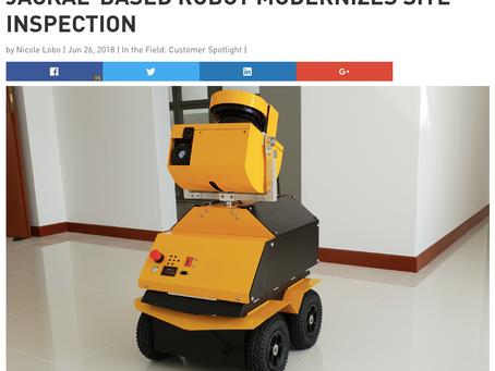 Clearpath Robotics features Jackal-based Quicabot