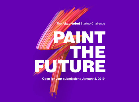 Transforma Robotics among startups preparing to wow AkzoNobel's Paint The Future jury