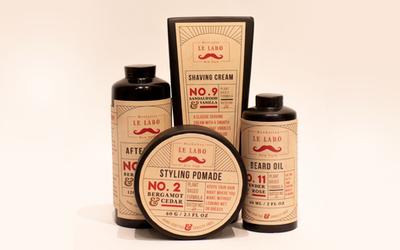Men's Grooming Packaging