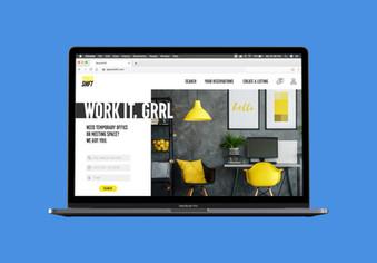 Spaceshift Website