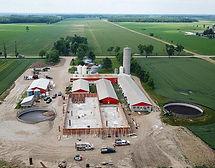 Devries pig barn upper perimeter wall po