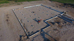 Marcrest Foundation Complete Drone Shot.