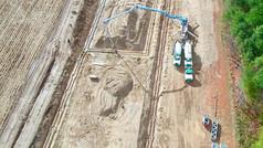 Haines beef Barn footings drone shot.jpg