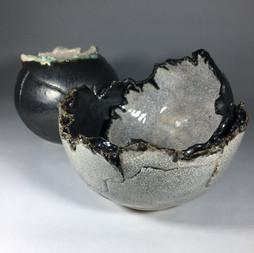 earthernware bowls