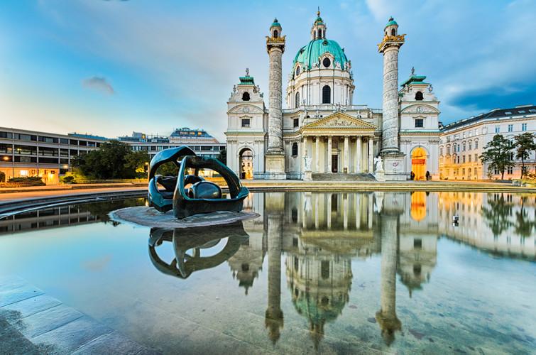Austria Vienna dreamstimemaximum_3443382