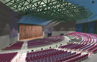Mt Laurel Pavilion, Bushkill, PA, semi-enclosed venue