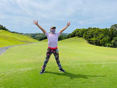 今日はゴルフ部でした⛳️