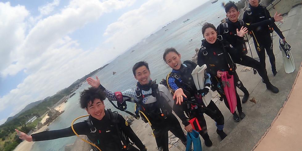 沖縄本島☆合宿トリップツアー