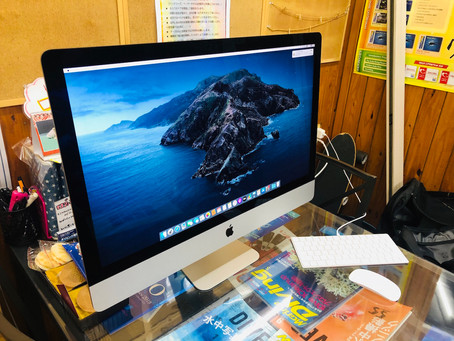 パソコンを新しくしました💻