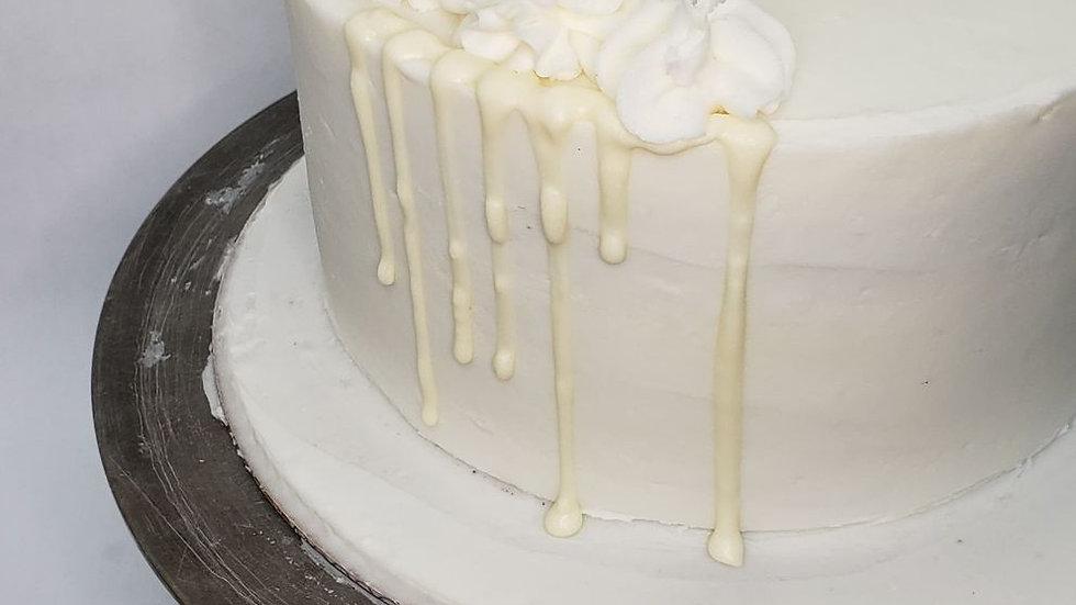 8' round Cake