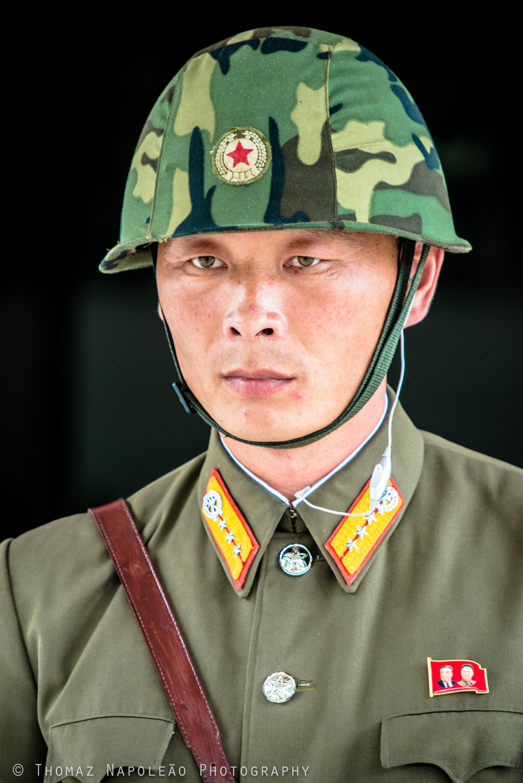 Panmunjom, North Korea