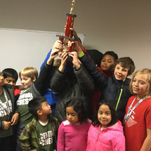 Central Wins the Coralville K-6 Team Championship!
