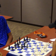Gokul Wins Thunder Quick XIV
