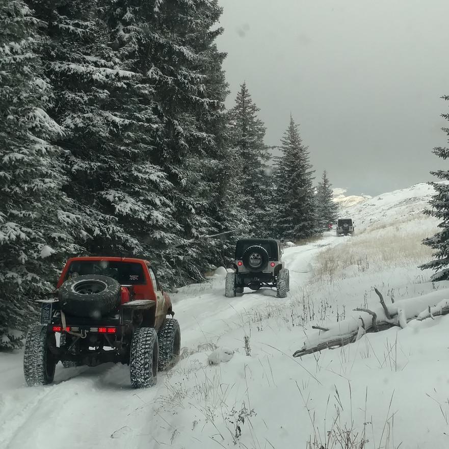 Tizer Lake exit