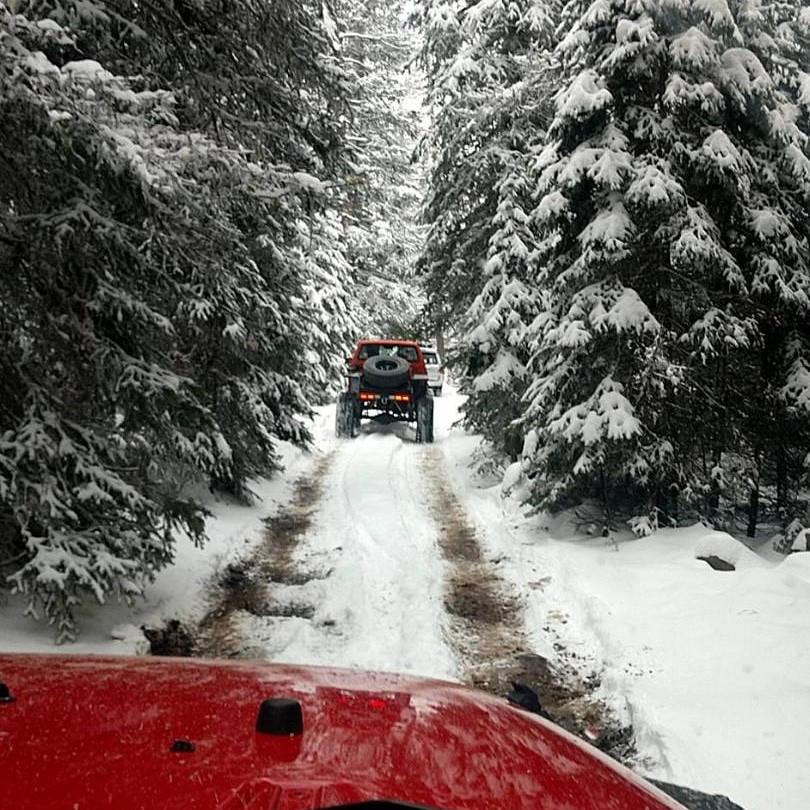 Montana Backroads