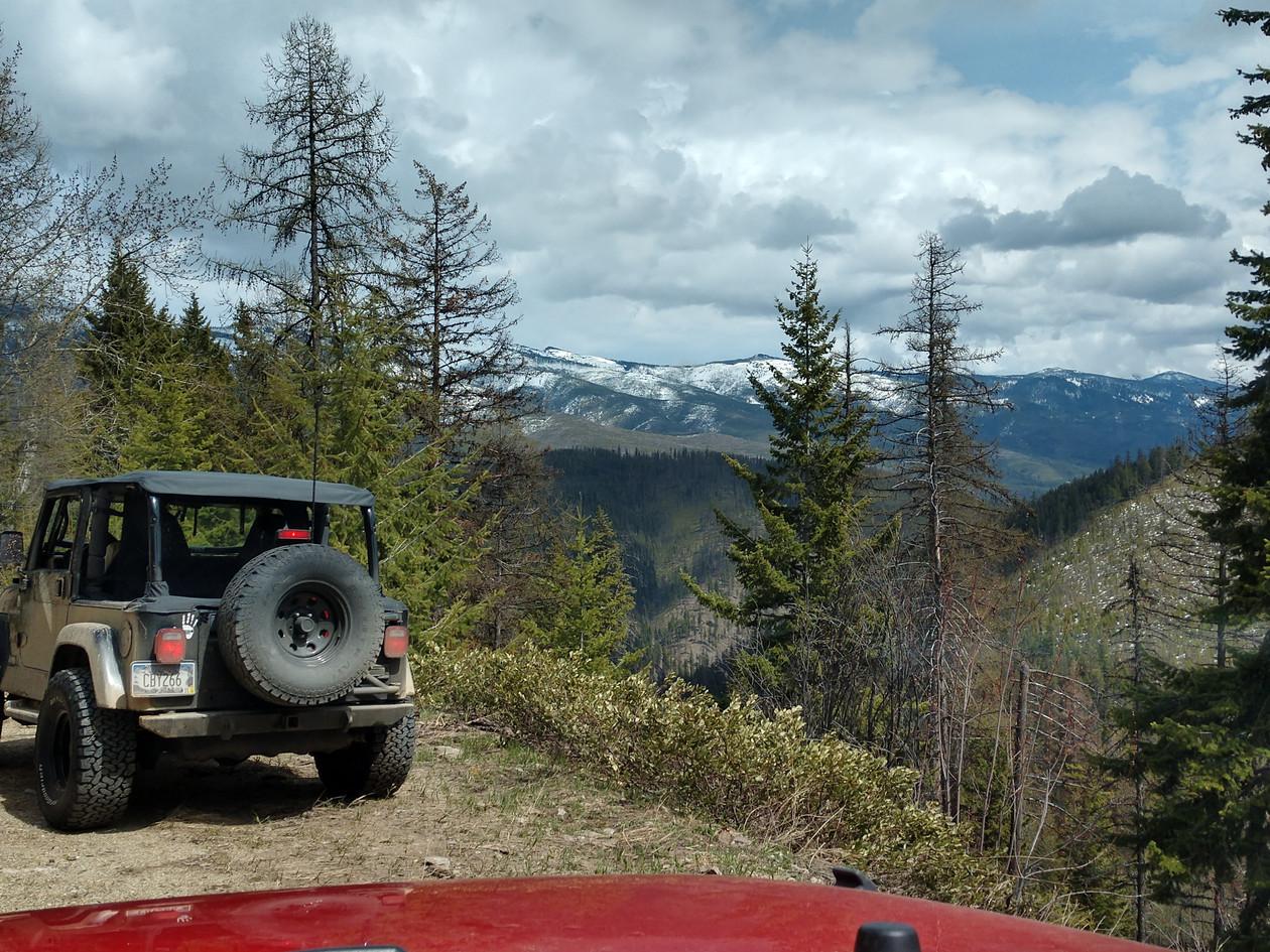Montana vistas