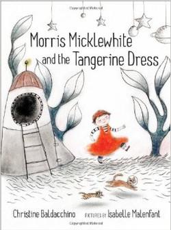 Morris Micklewhite & Tangerine Dress