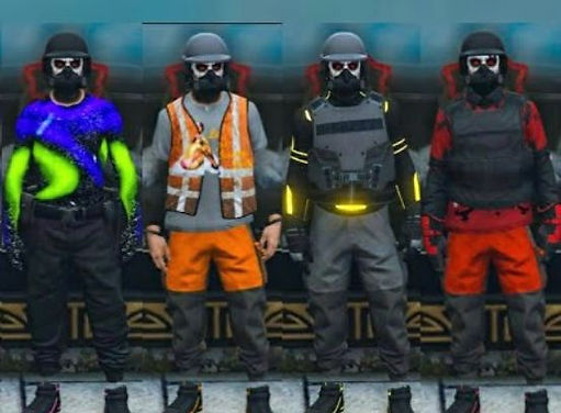 gta 5 modded accounts modded outfits joggers