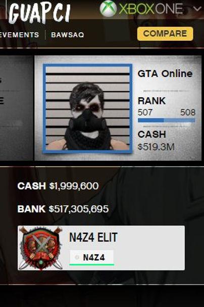 gta 5 online modded accounts