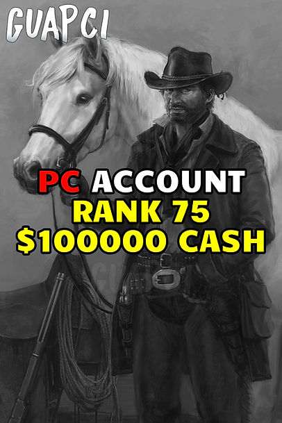 red dead redemption 2 online modded accounts rdr2 modded accounts pc ps4 ps5 xb1 xbs xbx free modded gold bars modded cash rank roles boosting services modded recoveries rdr2