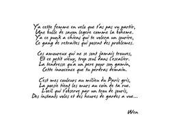 Sonnet les Gens