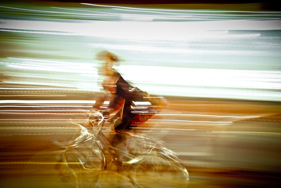 Bicyclette Filée