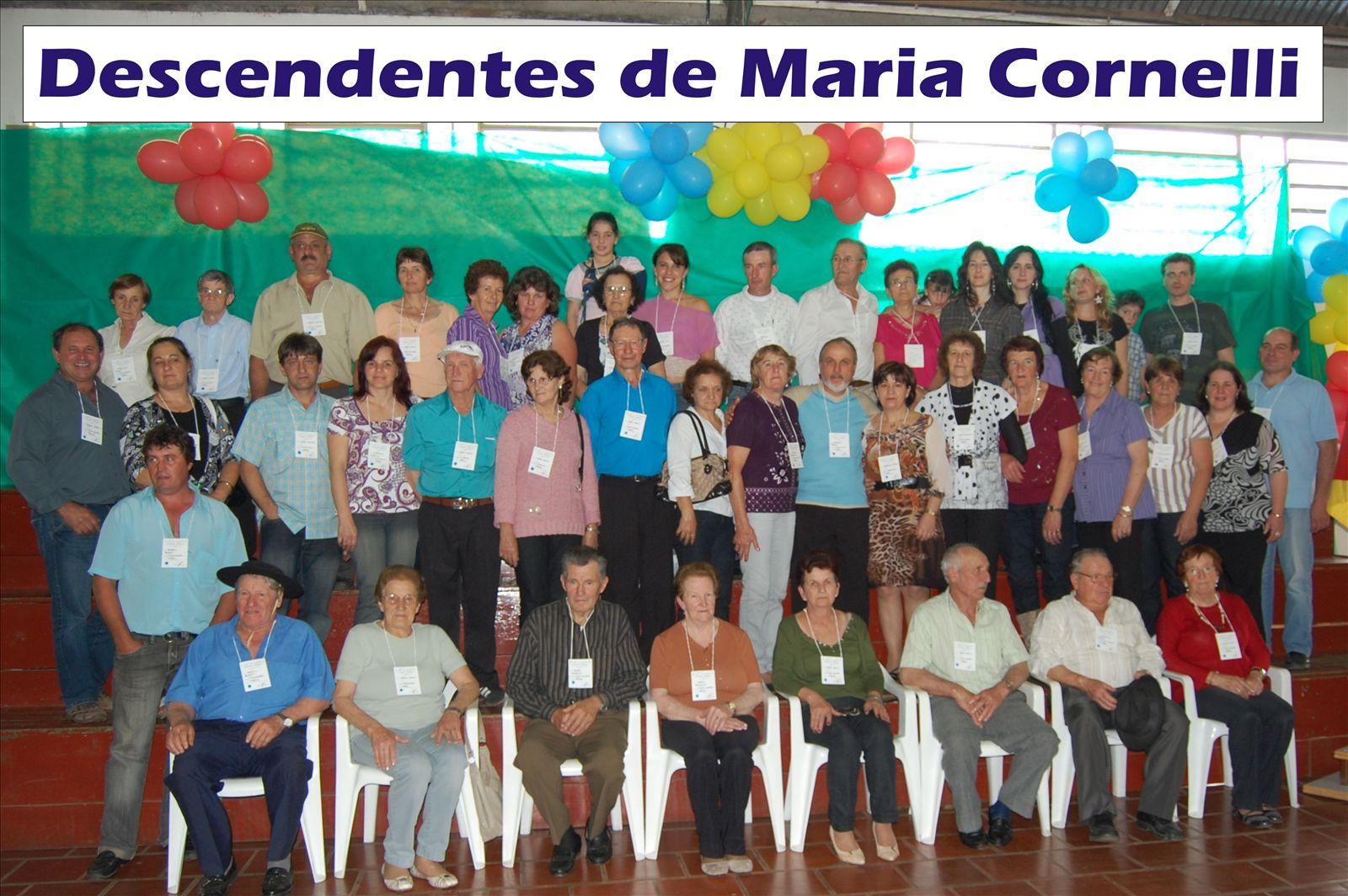 Descendentes de Maria Cornelli 01_0