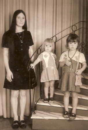 Maria, Vilma e Jaqueline