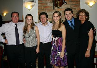 Família de Sérgio L. Cornelli e Teresinha Mugnol Cornelli
