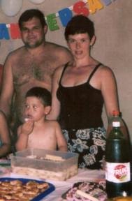 Moises, Enzo e Vilma
