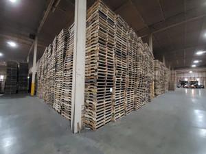 Cantarero Pallets Warehouse