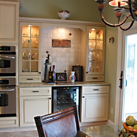 Custom Cabinetry design and installation