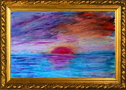 M Carasso-Purple Sunset-4-2016
