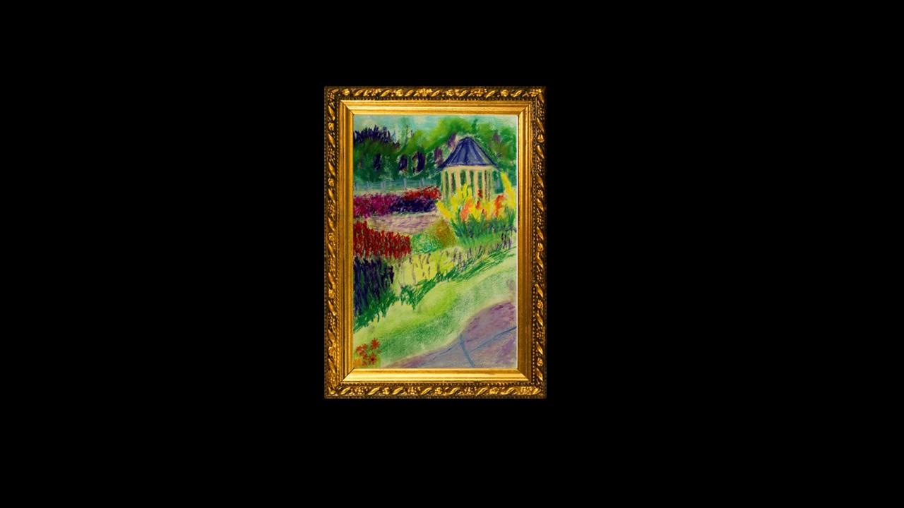 Deanne Rose Farm Chalk Pastel 17X12