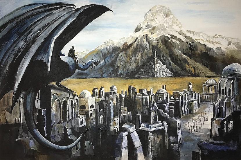 Gondor and Ringwraith
