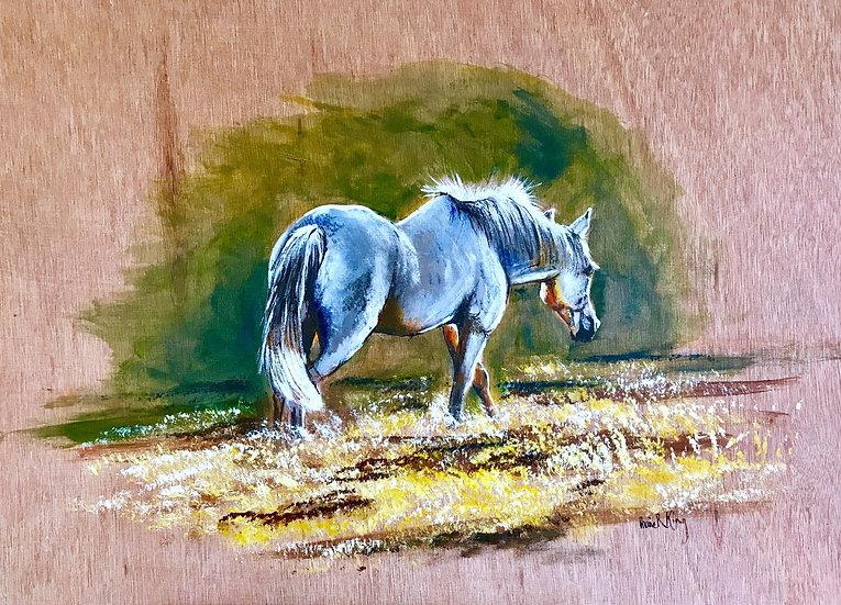 Glittery Horse