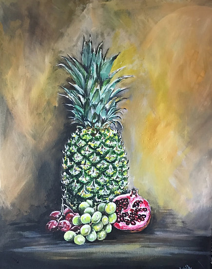 Pineapple Still