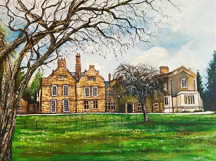 Delapre Abbey Northampton