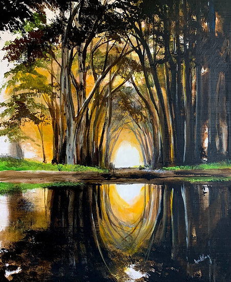 Elegant Reflection