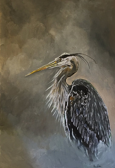 Patient Heron